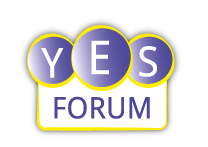 Logo der Initiative Youth and European Social Work (YES Forum)